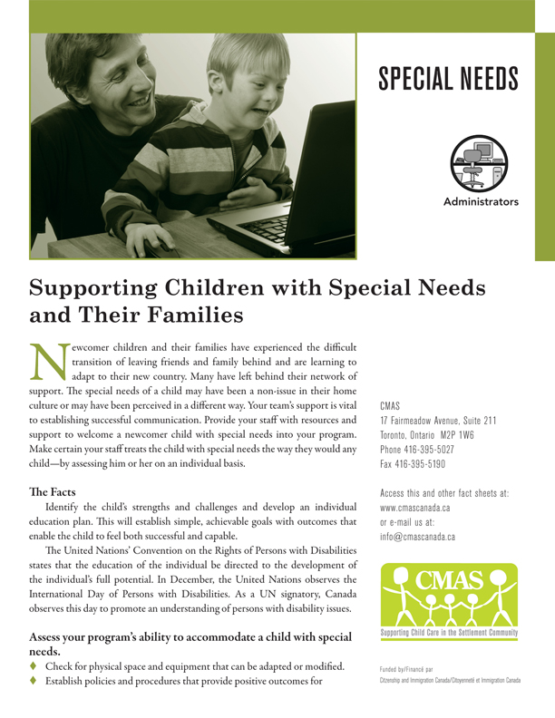 identifying the physical needs of children Find resources and ways to help those with physical disabilities  a variety of physical needs of god's children people with physical disabilities can.